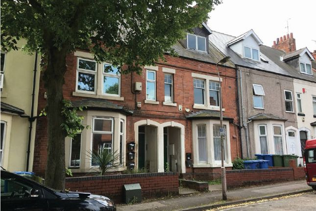 Thumbnail Flat to rent in Layton Avenue, Mansfield, Nottinghamshire