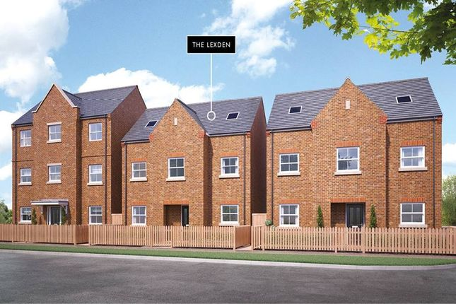 """Thumbnail Property for sale in """"The Lexden"""" at Church Lane, Stanway, Colchester"""