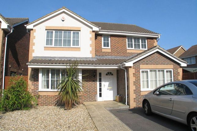 Thumbnail Detached house for sale in Fitzroy Drive, Lee-On-The-Solent