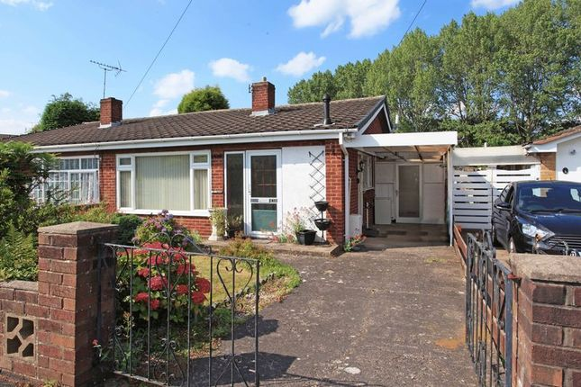 Thumbnail Semi-detached bungalow for sale in The Cloisters, Telford