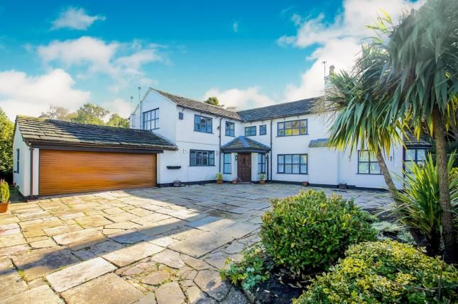 Thumbnail Detached house for sale in Well Lane, Butley Town, Prestbury, Cheshire