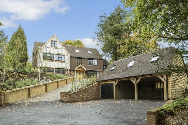 Thumbnail Detached house for sale in Guildown Road, Guildford
