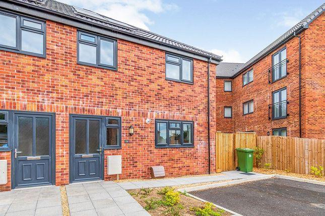 Thumbnail Semi-detached house for sale in Coxford Close, Southampton, Hampshire