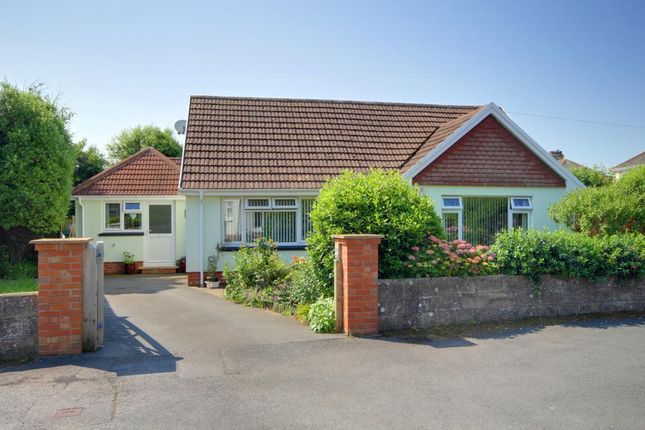 Thumbnail Detached bungalow for sale in Orchard Close, Braunton