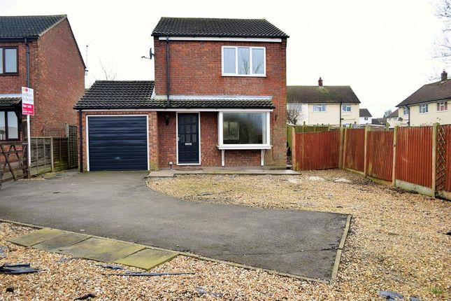 Thumbnail Detached house for sale in Castle View, Walcott, Lincoln