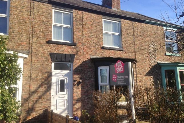 4 bed terraced house for sale in Gladstone Terrace, Ripon