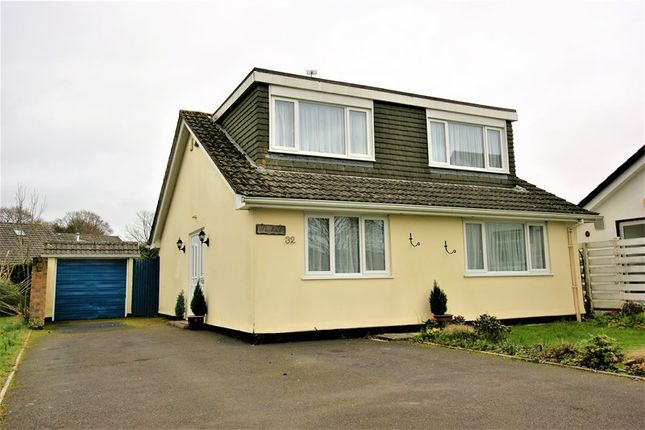 Thumbnail Detached house for sale in Rectory Avenue, Corfe Mullen, Wimborne