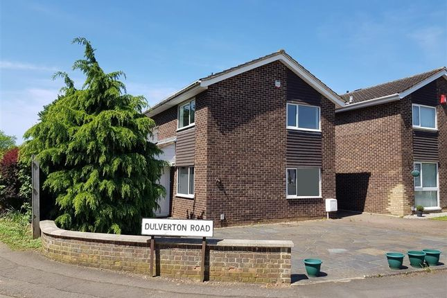Thumbnail Property to rent in Dulverton Road, Abington, Northampton