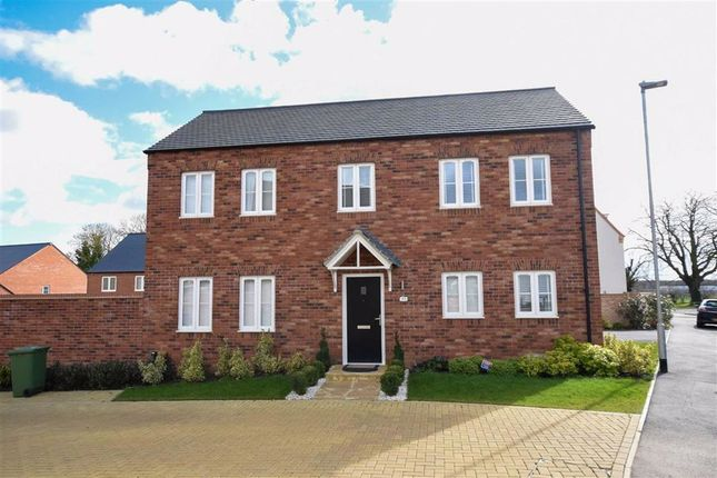 Thumbnail Detached house to rent in Sulgrave Way, Wellingborough