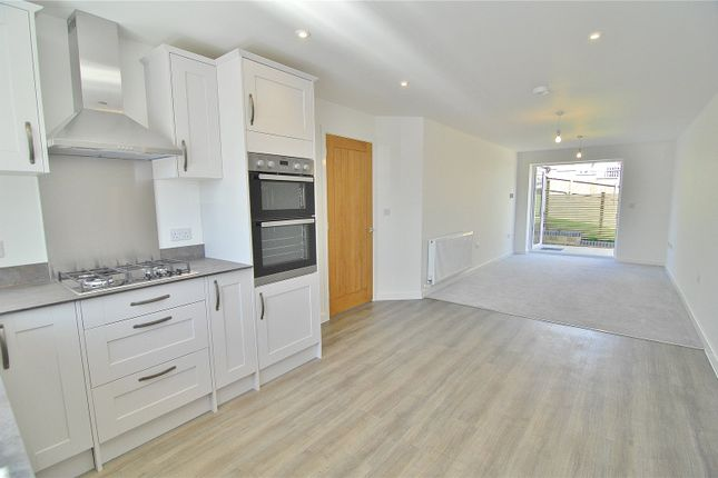 Thumbnail End terrace house for sale in Woodpecker Walk, Forest Green, Nailsworth, Stroud