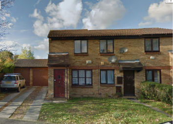 Thumbnail Semi-detached house to rent in Gade Close, Hays