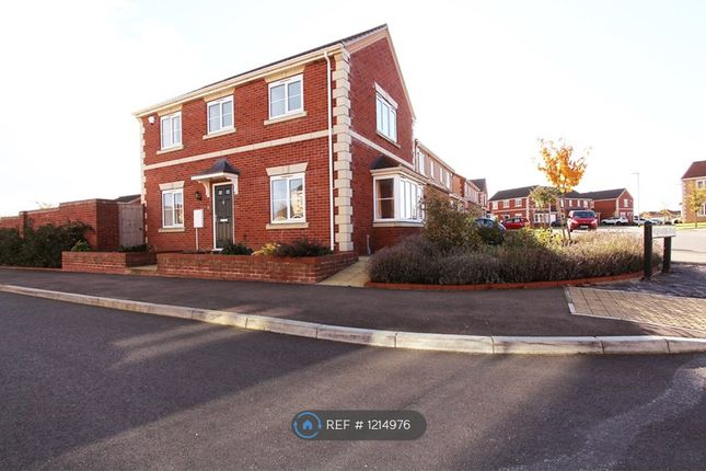 3 bed detached house to rent in Alexander Road, Lincoln LN2