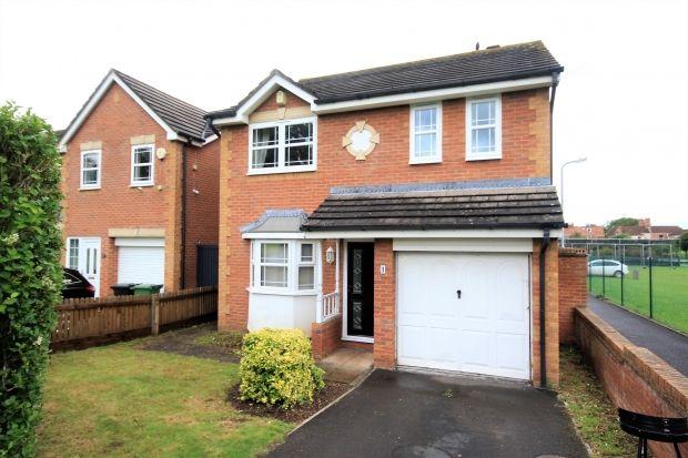 Thumbnail Detached house for sale in Nicholls Close, Bridgwater