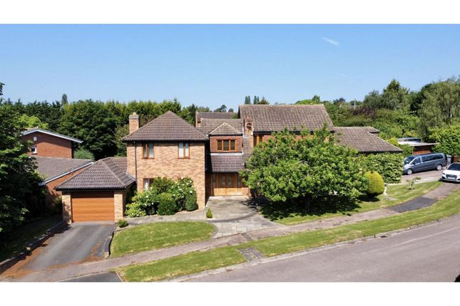 Thumbnail Detached house for sale in Donovan Court, Northampton