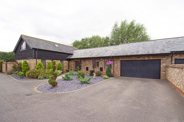 Thumbnail Barn conversion for sale in Marston Moretaine, Bedford