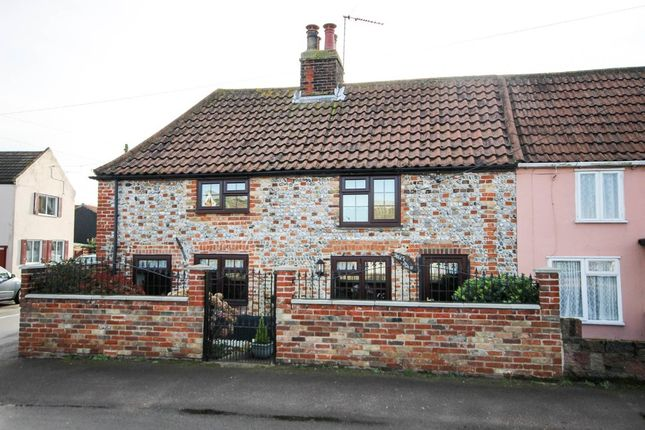 4 bed end terrace house for sale in Beach Road, Caister-On-Sea, Great Yarmouth