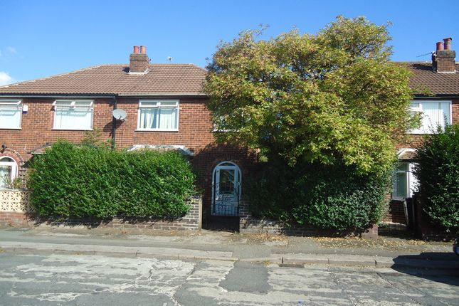 Thumbnail Semi-detached house to rent in Yeadon Road, Abbey Hey, Manchester