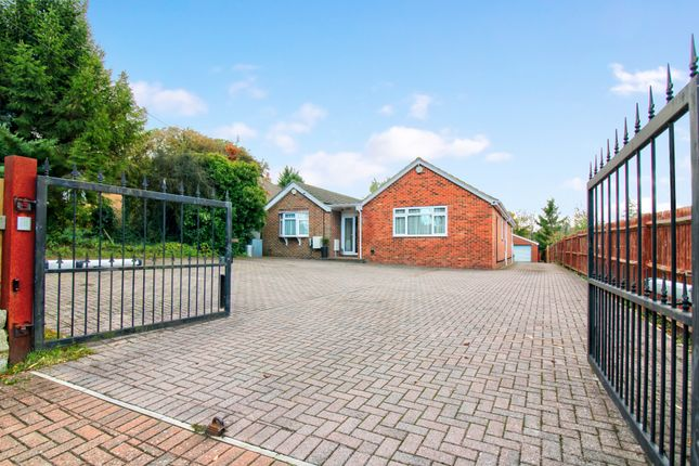 Thumbnail Detached bungalow for sale in Dargets Road, Walderslade, Chatham
