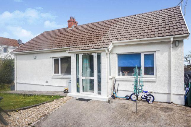 2 bed detached bungalow for sale in Coedffaldau Road, Rhiwfawr SA9