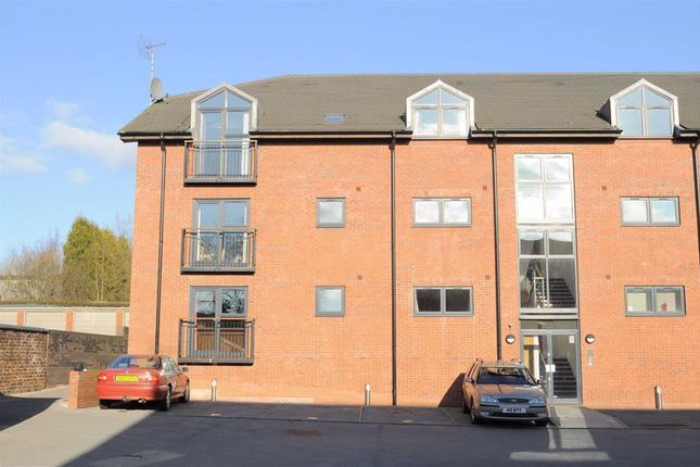Thumbnail Flat to rent in Limelock Court, Newcastle Road, Stone