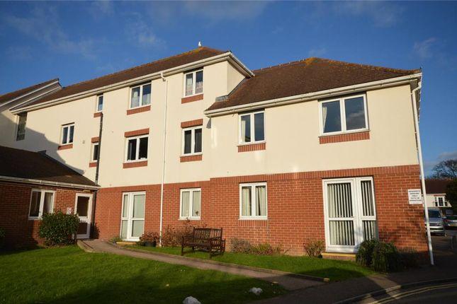 Flat Elevation of Orcombe Court, Littleham Road, Exmouth, Devon EX8