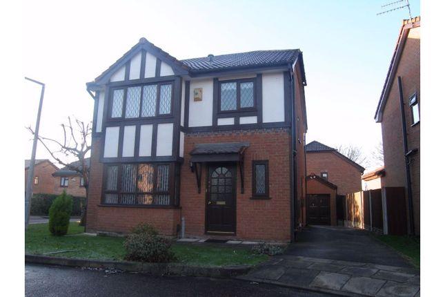 Thumbnail Detached house to rent in Bollington Close, Prenton
