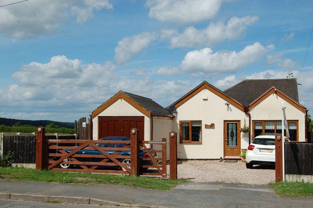 Thumbnail Detached bungalow for sale in Hints Road, Mile Oak, Tamworth