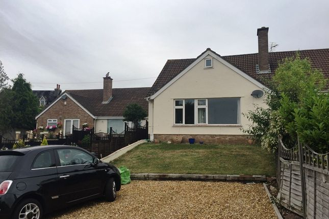 Thumbnail Bungalow to rent in Church Road, Worle, Weston-Super-Mare