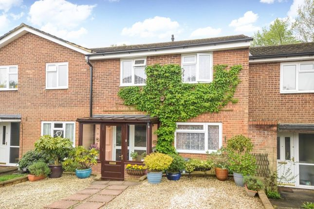 Thumbnail Terraced house for sale in Parchment Close, Amersham