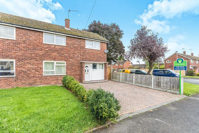 Thumbnail Semi-detached house for sale in Tolladine Road, Warndon, Worcester