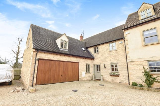 Thumbnail Semi-detached house to rent in Kingham, Chipping Norton