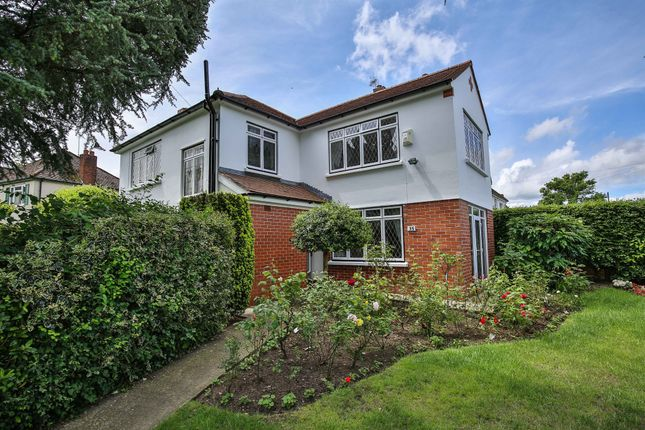 Detached house for sale in Heol Iscoed, Rhiwbina, Cardiff