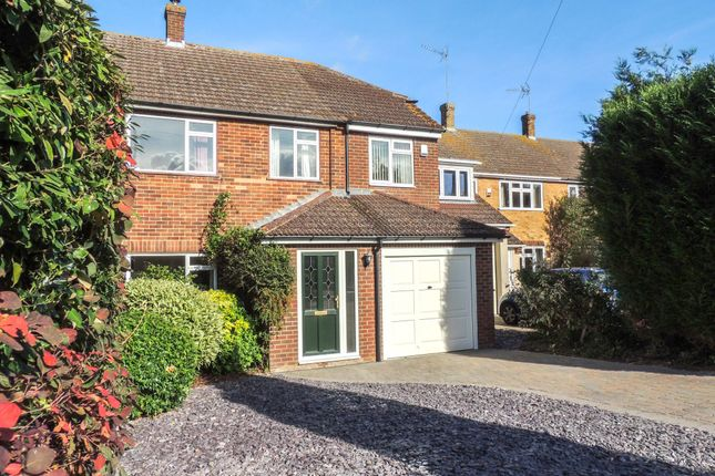 Thumbnail Semi-detached house for sale in Norwood Lane, Meopham, Kent