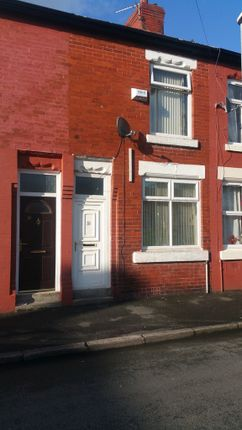Thumbnail Terraced house for sale in Brunt Street, Rusholme, Manchester