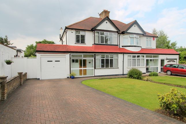 Thumbnail Semi-detached house for sale in Waterer Rise, South Wallington