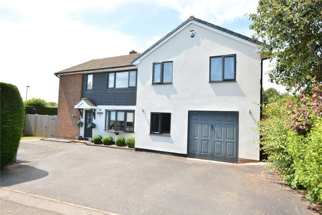 6 bed detached house for sale in Wharfedale Crescent, Garforth, Leeds LS25