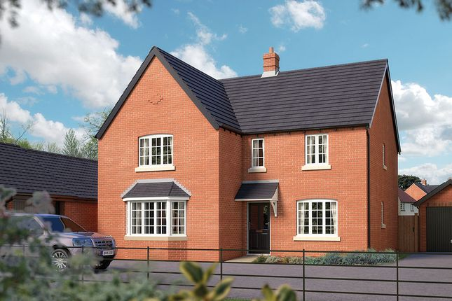 """Thumbnail Detached house for sale in """"The Arundel"""" at Towcester Road, Silverstone, Towcester"""