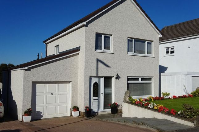 Thumbnail Property for sale in Campbell Avenue, Dumbarton