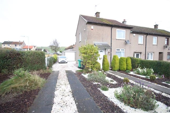 Thumbnail End terrace house for sale in Marshall Place, Ballingry, Fife