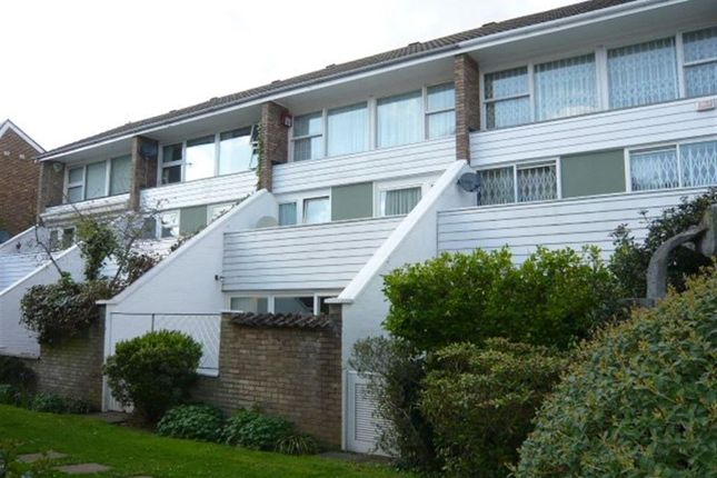 Thumbnail Town house to rent in Tintern Close, Putney, London