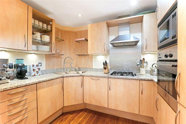 Kitchen of Westfield, 15 Kidderpore Avenue, London NW3