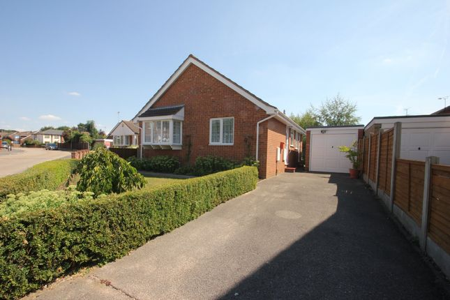 Thumbnail Detached bungalow for sale in Rectory Avenue, Ashingdon, Rochford