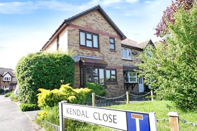 Thumbnail Terraced house for sale in Kendal Close, Littlehampton
