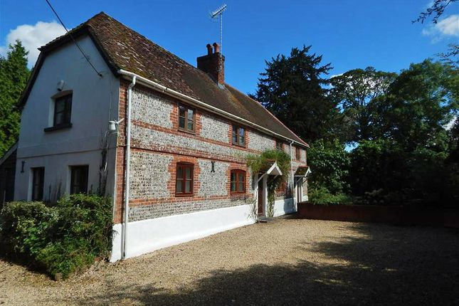 Thumbnail Property to rent in Long Barn Cottage, 5 Newton Tony, Salisbury