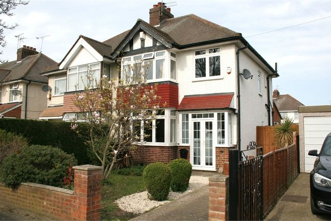 Thumbnail Semi-detached house for sale in Silverdale Gardens, Hayes
