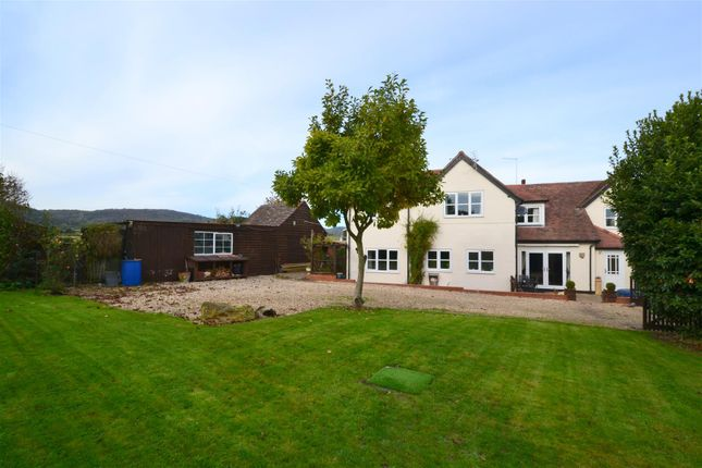Thumbnail Semi-detached house for sale in Golden Valley, Castlemorton, Malvern