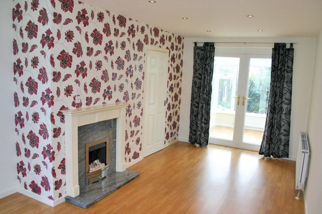 Thumbnail End terrace house to rent in Pendle Road, Denton, Manchester
