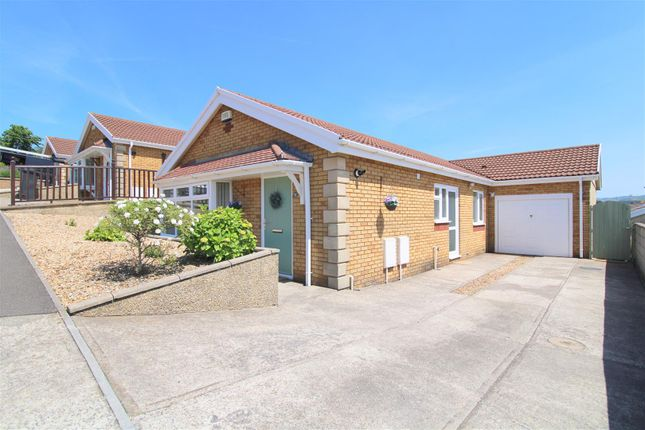 Thumbnail Detached bungalow for sale in Stratton Way, Neath Abbey, Neath