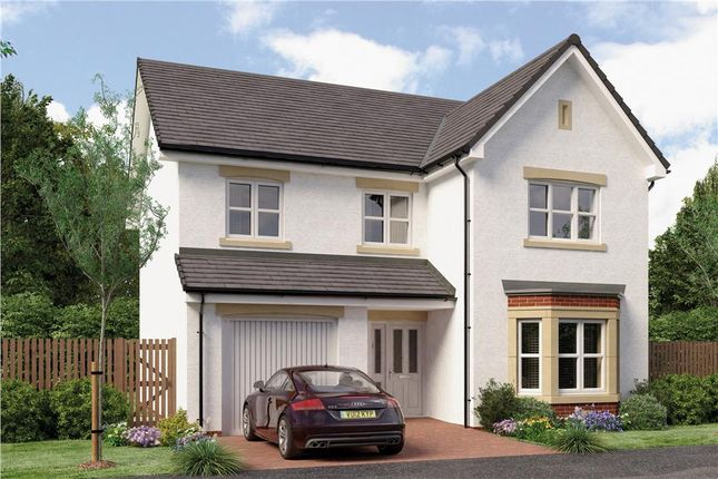"""Thumbnail Detached house for sale in """"Yeats 4"""" at Raeswood Drive, Glasgow"""