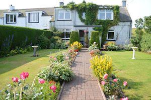 Thumbnail Detached house for sale in Lochanlea, Dunscore, Dumfries